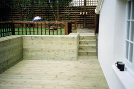 Staines Deckings