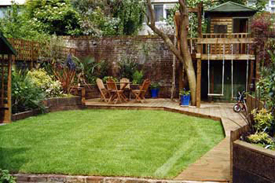 Garden Design Decking Areas contemporary garden design decking areas modern decorating with